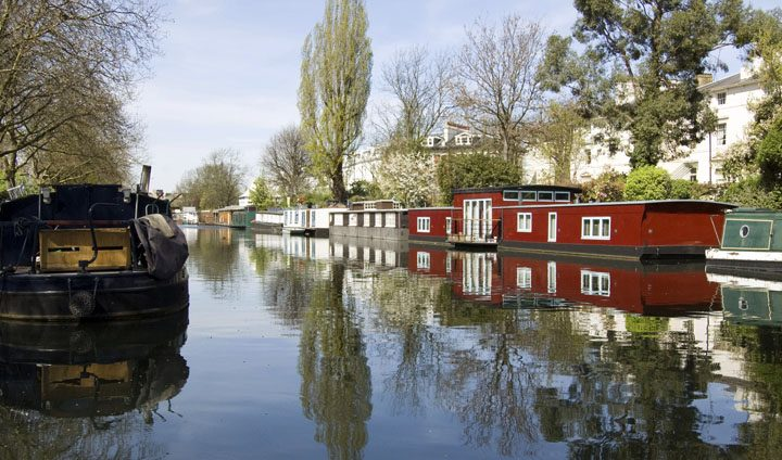 Little Venice ¿en Londres?